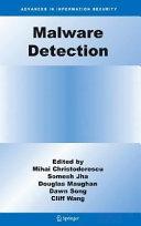 Malware Detection Pdf/ePub eBook