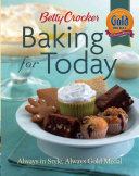 Betty Crocker Baking for Today Book