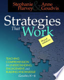 Strategies That Work 3rd Edition Book PDF