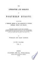 The Litterature and Romance of Northern Europe