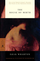 Cover of The House of Mirth