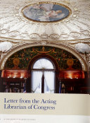 Annual Report Of The Librarian Of Congress For The Fiscal Year Ended