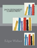 Jack O'Judgment Online Book