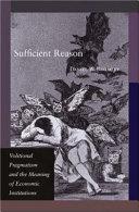 Sufficient Reason