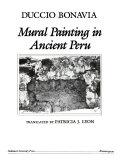 Mural Painting in Ancient Peru Book