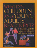 Pdf What Do Children and Young Adults Read Next?