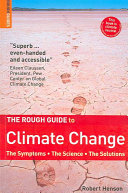 The Rough Guide to Climate Change Book