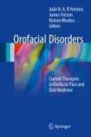 Orofacial Disorders