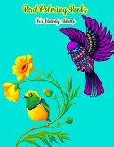 Bird Coloring Books for Elderly Adults