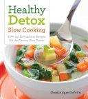 Healthy Detox Slow Cooking