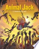 Animal Jack   Volume 3   Planet of the Ape Book