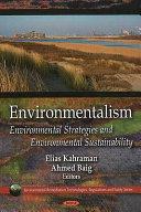 Environmentalism Book