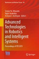 Advanced Technologies in Robotics and Intelligent Systems [Pdf/ePub] eBook