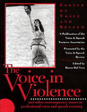The Voice in Violence Book PDF