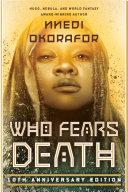 Who Fears Death Pdf/ePub eBook
