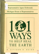 101 Ways to Help Heal the Earth Book