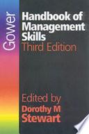 Gower Handbook of Management Skills