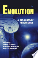 Evolution  A Big History Perspective Book PDF