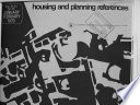 Housing and Planning References Book