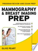 Mammography and Breast Imaging PREP  Program Review and Exam Prep