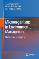 Microorganisms in Environmental Management