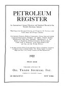 International Petroleum Register