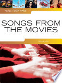 Really Easy Piano Songs From The Movies