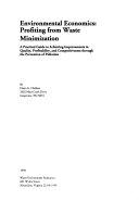 Environmental Economics Book