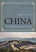 China: An Environmental History