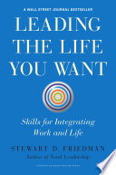 Leading the Life You Want Book PDF