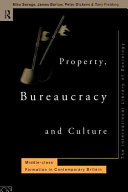 Property  Bureaucracy and Culture