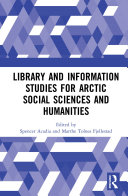 Library and Information Studies for Arctic Social Sciences and Humanities Pdf/ePub eBook