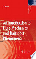 An Introduction to Fluid Mechanics and Transport Phenomena Book