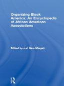 Organizing Black America