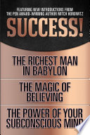 Success   Original Classic Edition  Book