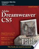 Adobe Dreamweaver CS5 Bible