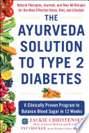 The Ayurveda Solution to Type 2 Diabetes Book