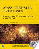 Mass Transfer Processes