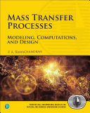 Mass Transfer Processes Book PDF