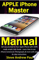 Apple iPhone Master Manual