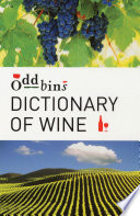 Dictionary Of Wine Book PDF