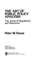 The Art of Public Policy Analysis