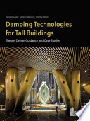 Damping Technologies for Tall Buildings Book