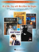 All of Me, Stay With Me & More Hot Singles Songbook ebook
