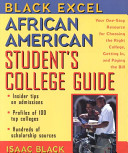 Black Excel African American Student s College Guide