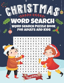 Christmas Word Search   Word Search Puzzle Book For Adults And Kids
