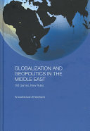 Globalization and Geopolitics in the Middle East Book PDF