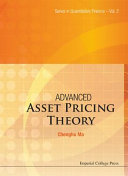 Advanced Asset Pricing Theory