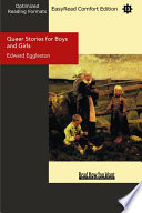 Queer Stories For Boys And Girls Easyread Comfort Edition