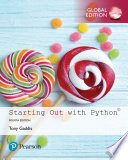 Starting Out with Python, eBook, Global Edition